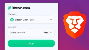 Privacy-Focused Brave Users Can Now Purchase Bitcoin Cash Through Bitcoin.com